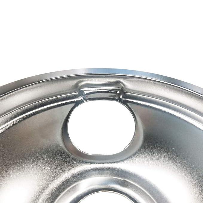 Amazon.com: Amiley - Juego de 6 cuencos reflectores de gama ...