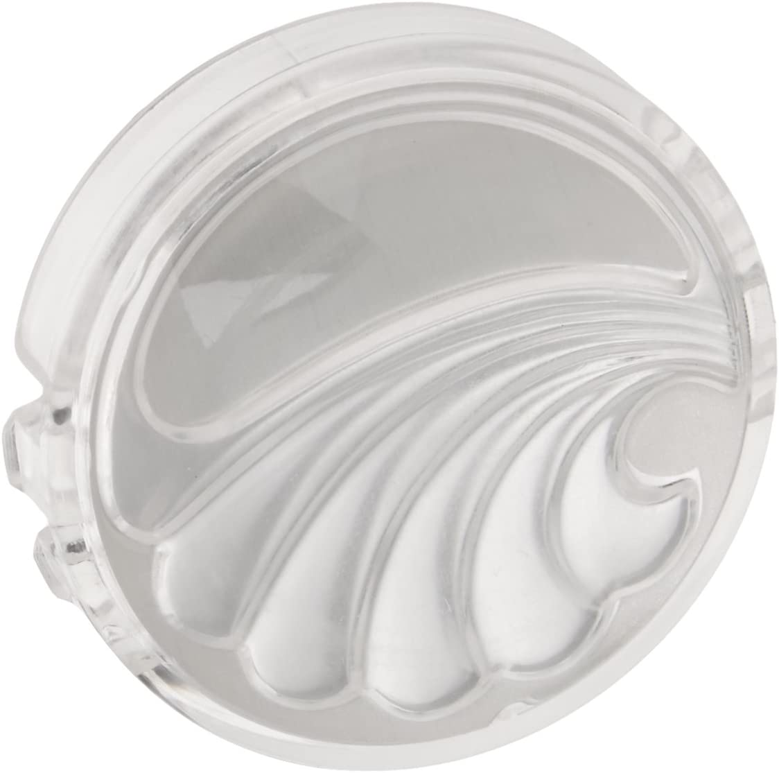 80970 Snap Index Button Acrylic for Use with Delta 1-Handle Faucets 1-5//16 in Dia Inc Danco Plastic