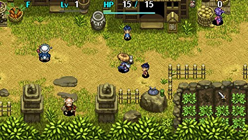 Shiren The Wanderer: The Tower of Fortune and the Dice of Fate - PlayStation Vita by Aksys (Image #9)