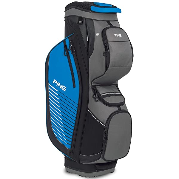 Ping Golf- Traverse Cart Bag