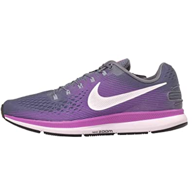 eb0e7efada701 ... new zealand nike womens air zoom pegasus 34 flyease running shoe 6 w us  light carbon