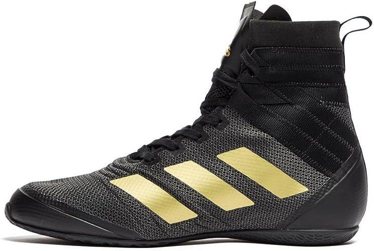 adidas , Herren Boxschuhe schwarz schwarz: : Schuhe