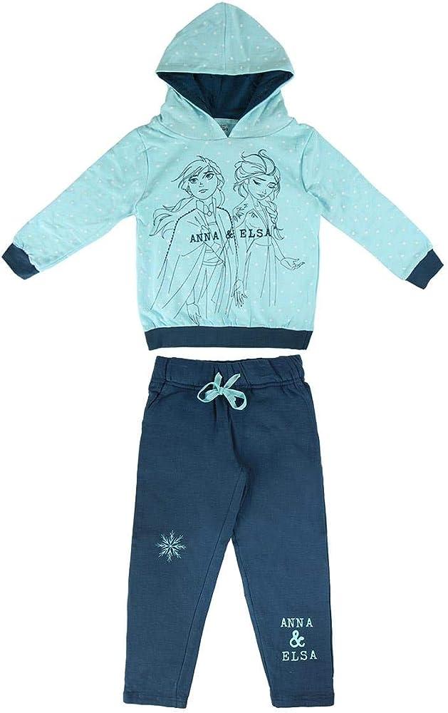 Artesania Cerda Chandal Frozen, Azul (Azul C36), 2 Años para Niñas ...