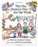 The Day Jimmy's Boa Ate the Wash, Trinka Hakes Noble, 0140546227