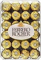 Ferrero Rocher Fine Hazelnut Chocolates Christmas Large Gift Box, 48 Count Individually Wrapped Chocolate, 600 grams