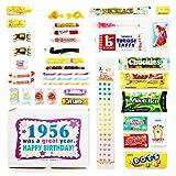 Woodstock Candy ~ 1956 64th Birthday Gift Box