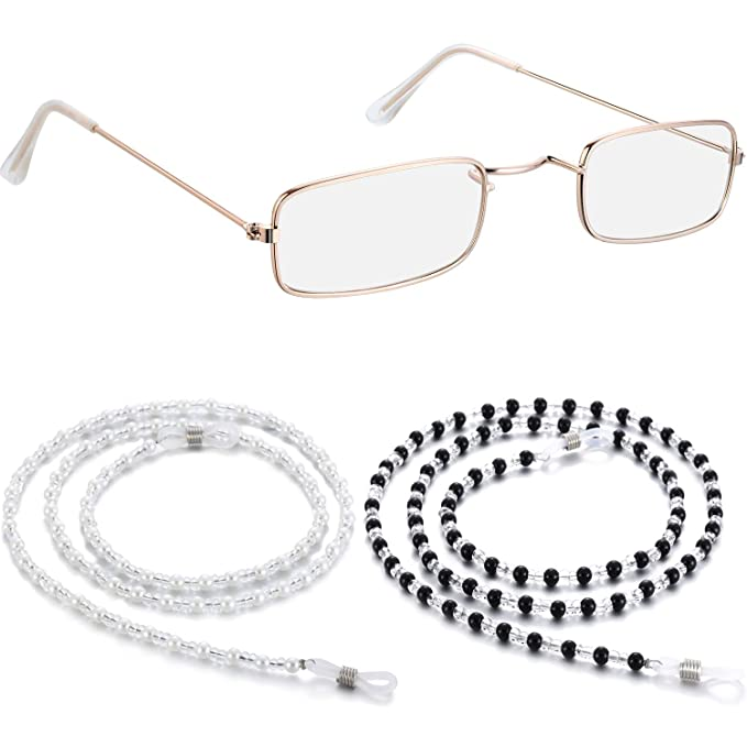 Amazon.com: Blulu 1 par de gafas de disfraz de hombre viejo ...