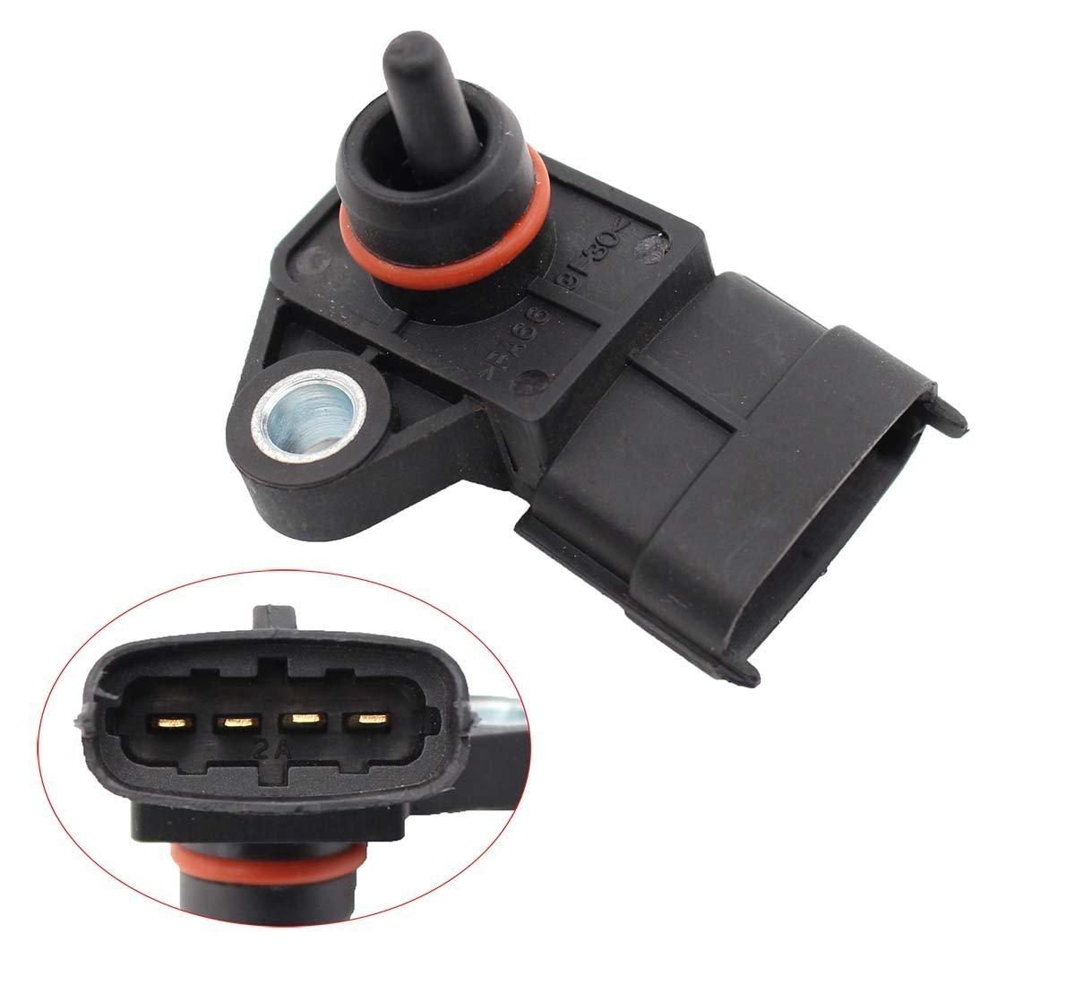 Manifold Absolute Pressure MAP Sensor For 08-15 Hyundai Kia 39300-2B000 DEEP TOUCH