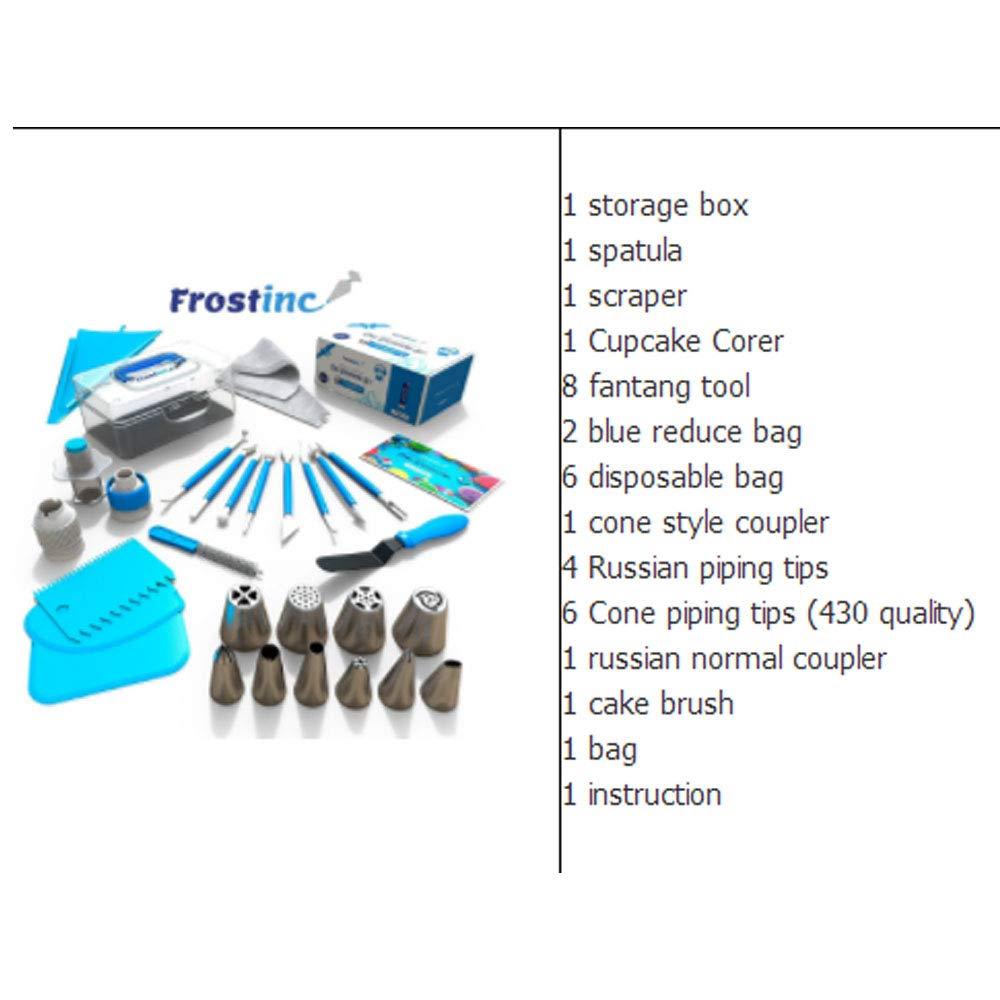 Kit de consejos para boquillas de hielo 34 uds. - Kit de ...