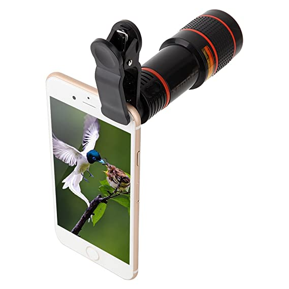 b34eebddd4bf5d Image Unavailable. Image not available for. Color: Phone Camera Lens ...