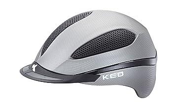 KED – Casco de equitación Paso | hípica Malla, titanio, talla M=52