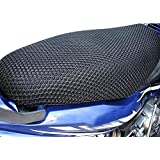 Guance No Heat Net Seat Cover Motorcycle/Bike/Scooty Seat Cover for Honda Activa 4G