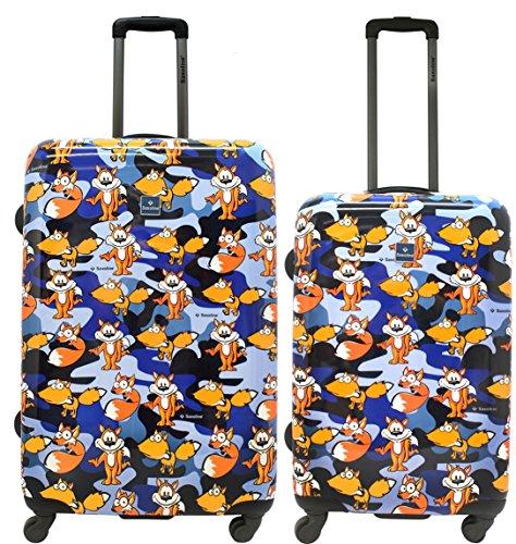 Saxoline Juego de maletas, multicolor (Varios colores) – 3117H0.14.06