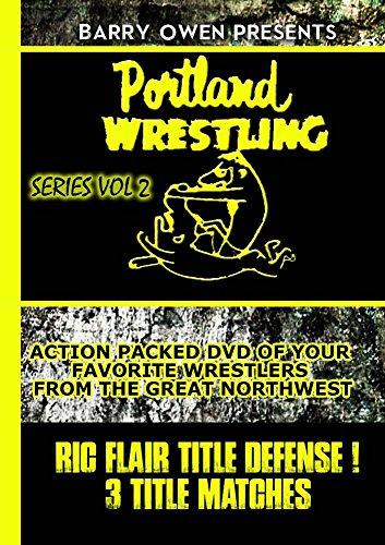 Barry Owen Presents Best Of Portland Wrestling Vol.2