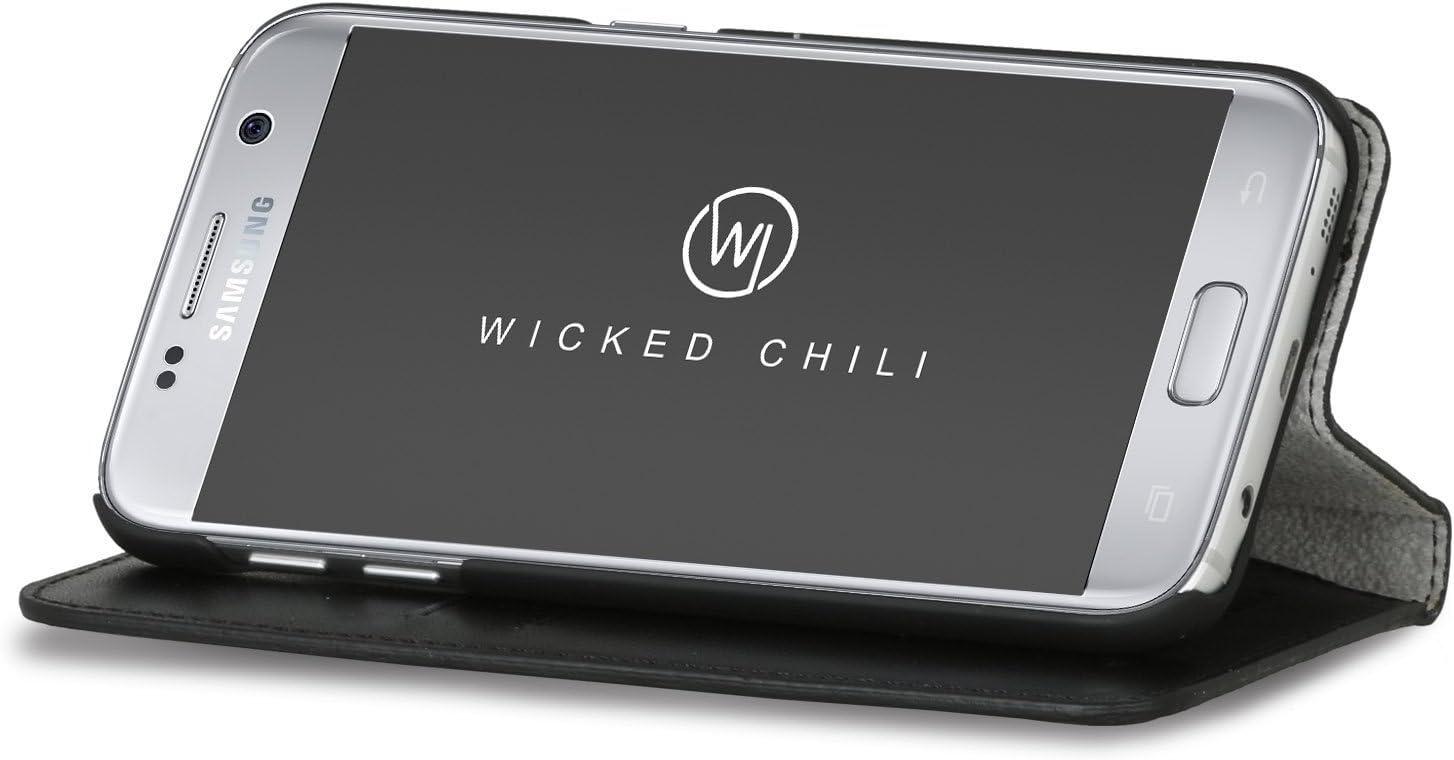 Wicked Chili Echt Ledertasche Travel Elektronik