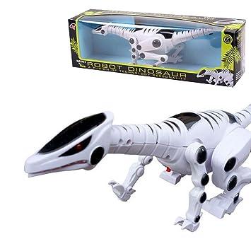 Amazon.com: Dinosaur,Stoga Robot Dinosaur with Roaring Sound ...