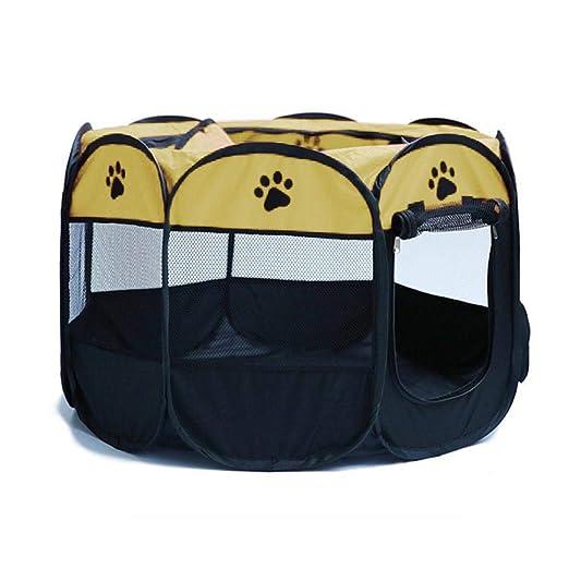 OIYINM77 Tienda para Mascotas Portátil Desmontable Parque para ...