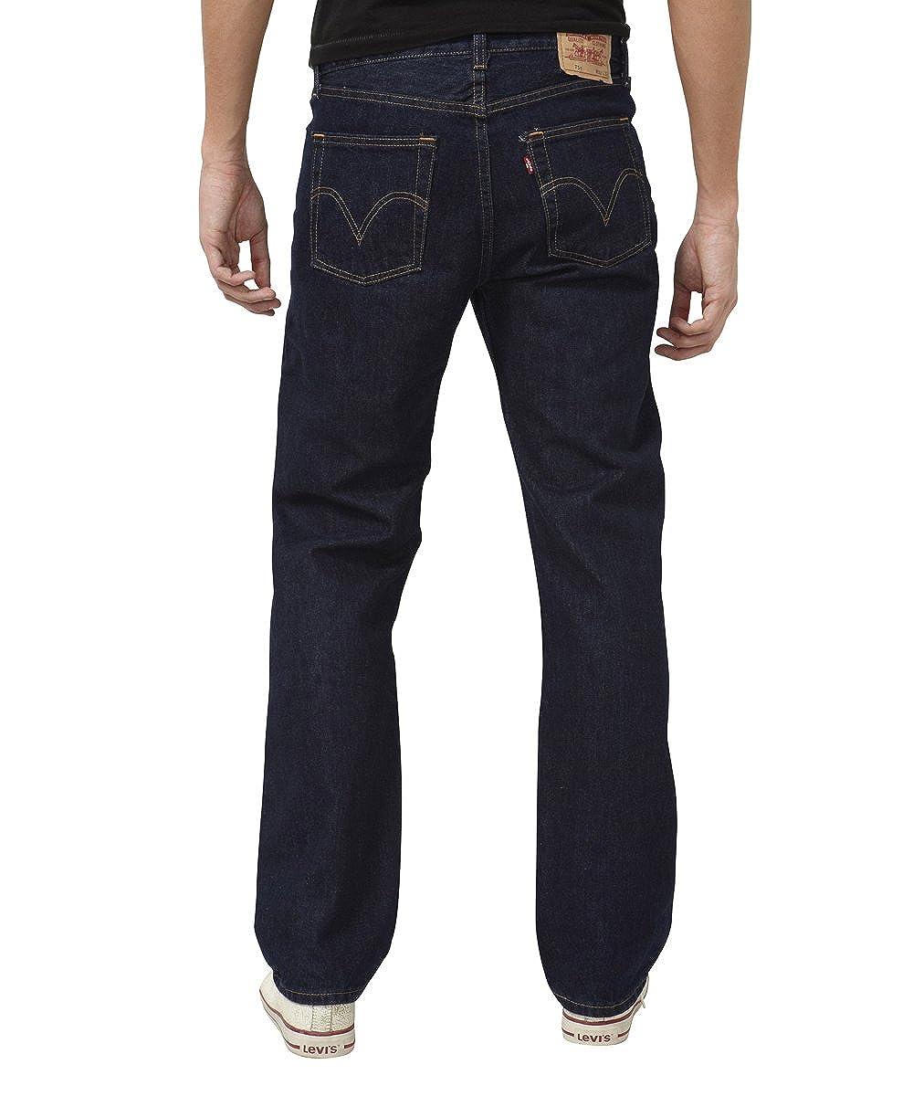 Levi s Herren 751 Standard Fit   Straight Fit Jeans  Amazon.de  Bekleidung 7b82e3d3cb