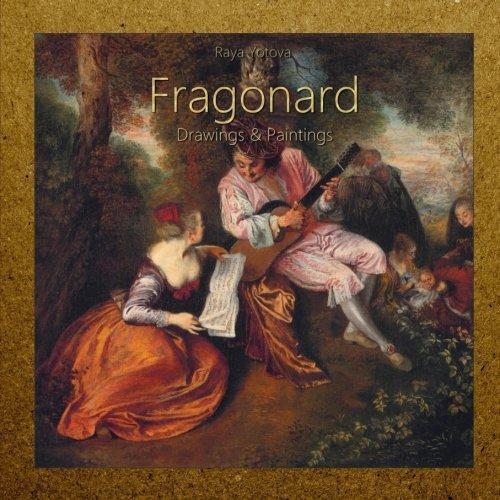Fragonard: Drawings & Paintings (Fragonard Painting)