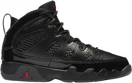 Jordan Nike Kid's 9 Retro PS Black