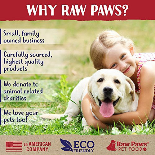 Raw Paws Dog Treats Variety Pack 10'' Compressed Rawhide Sticks & 10'' Pressed Rawhide Bones, 10-count - Large Dog Bones for Aggressive Chewers - Rawhide Chews Dog Treat Value Pack - Variety Dog Chews by Raw Paws (Image #6)