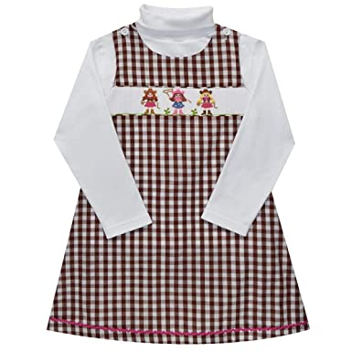 c257dcf3a5 Amazon.com  COLLECTION BEBE Cowgirl Jumper and Turtle Neck  Clothing