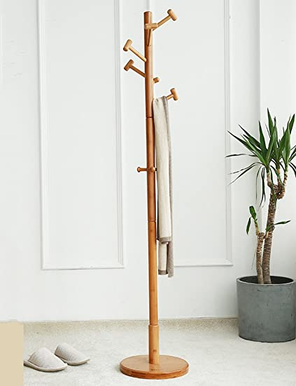 Amazon.com: Coat Racks Coat Rack Hang Clothes Bag Holder ...