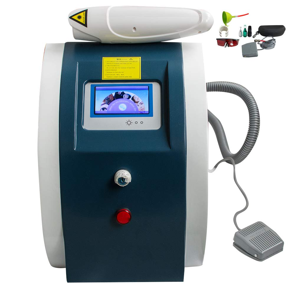 zinnor Tattoo Eyebrow Pigment Removal Beauty Machine (Ship from US)