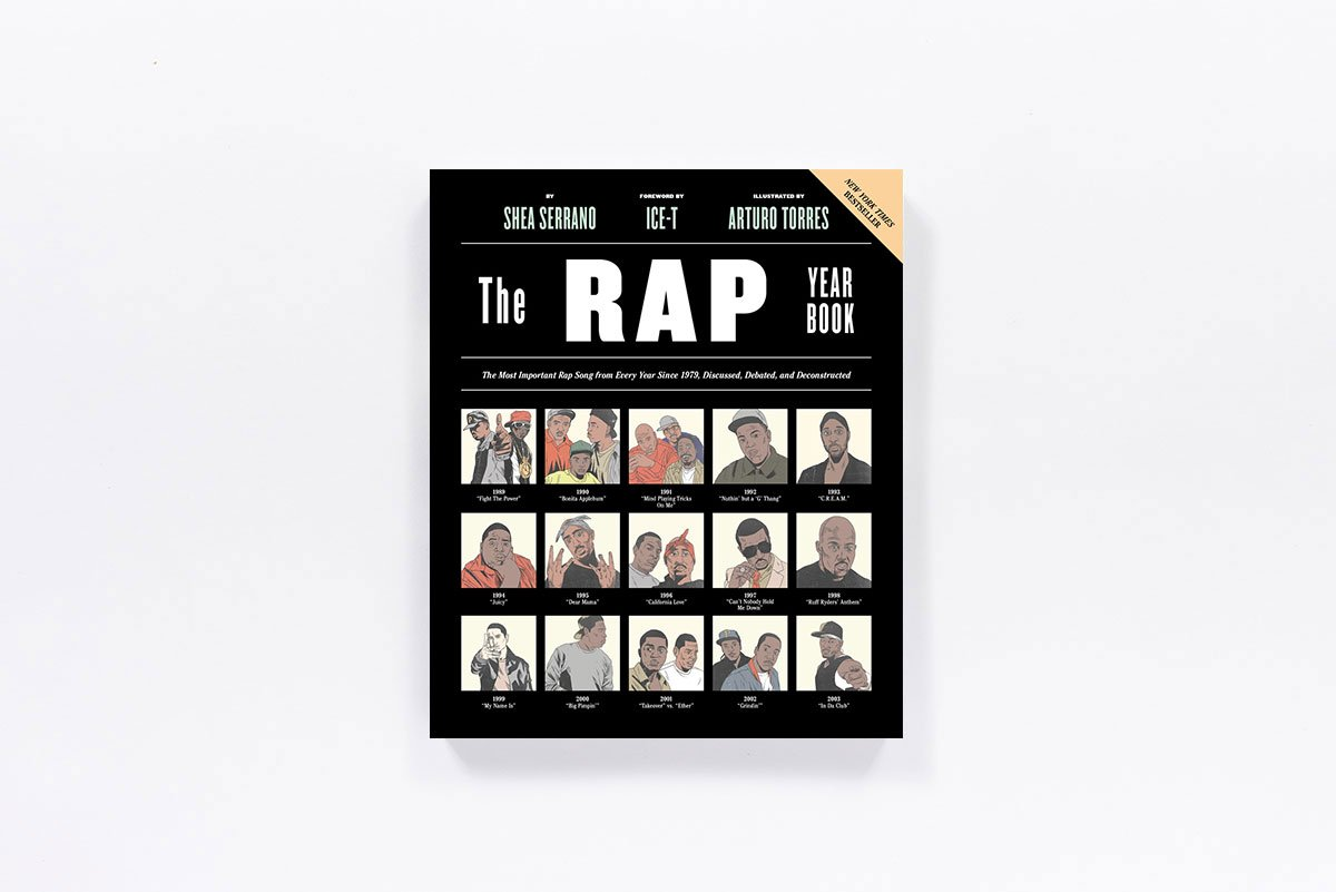 The Rap Year Book: The Most Important Rap Song From Every Year Since
