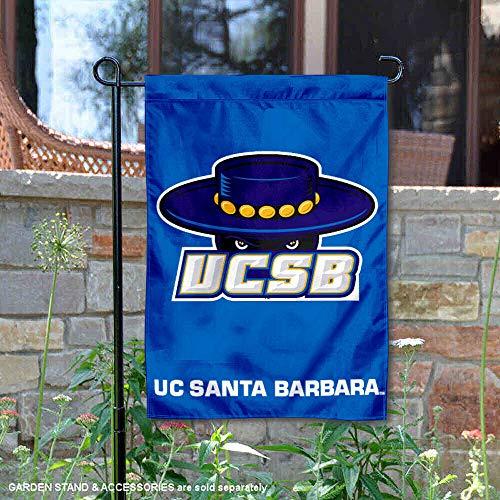 College Flags and Banners Co. UC Santa Barbara Gauchos Garden Flag ()