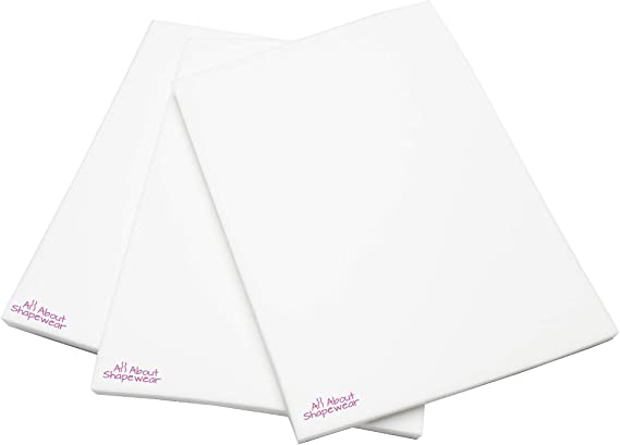 2 Lipo Foam Individual Sheet 8 X 11 Inch After Surgery Liposuction Medical Grade