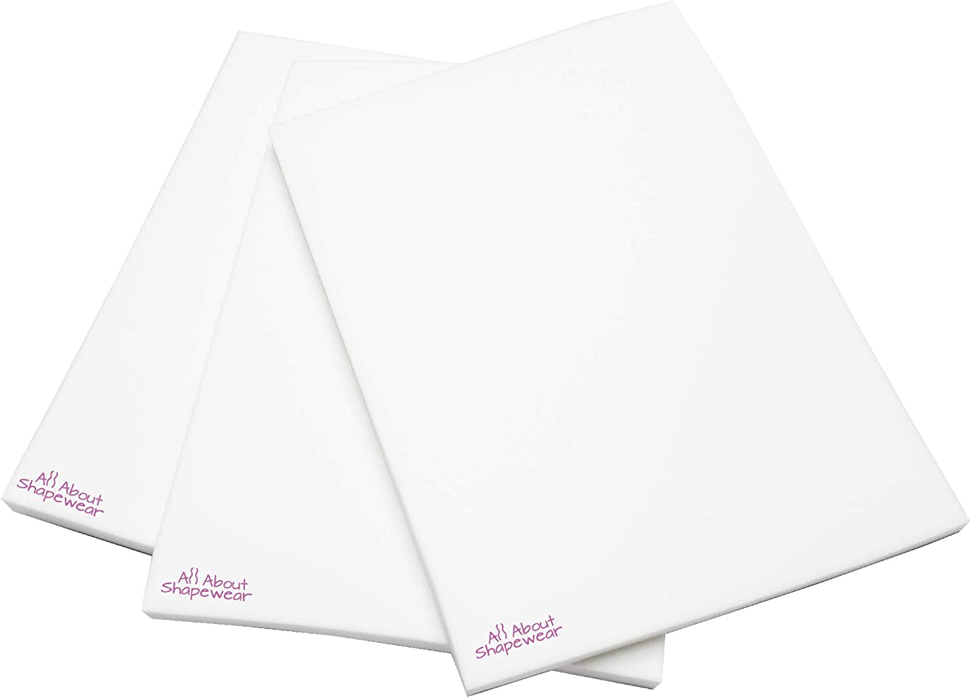 Lipo Foam Individual Sheet 8x11in After Surgery Liposuction Medical Grade Flexible