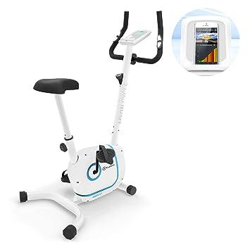 KLAR FIT Myon Cycle Bicicleta estática - Volante de inercia de ...