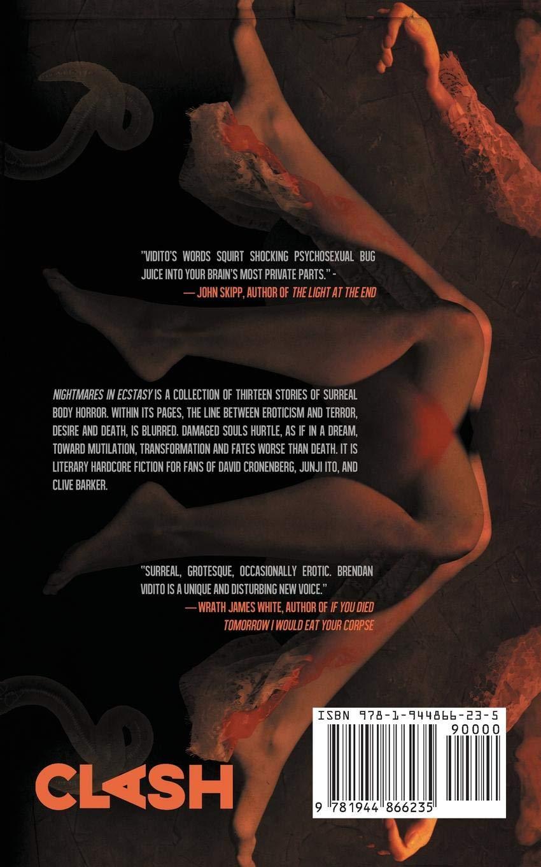 Brain damage erotic fiction