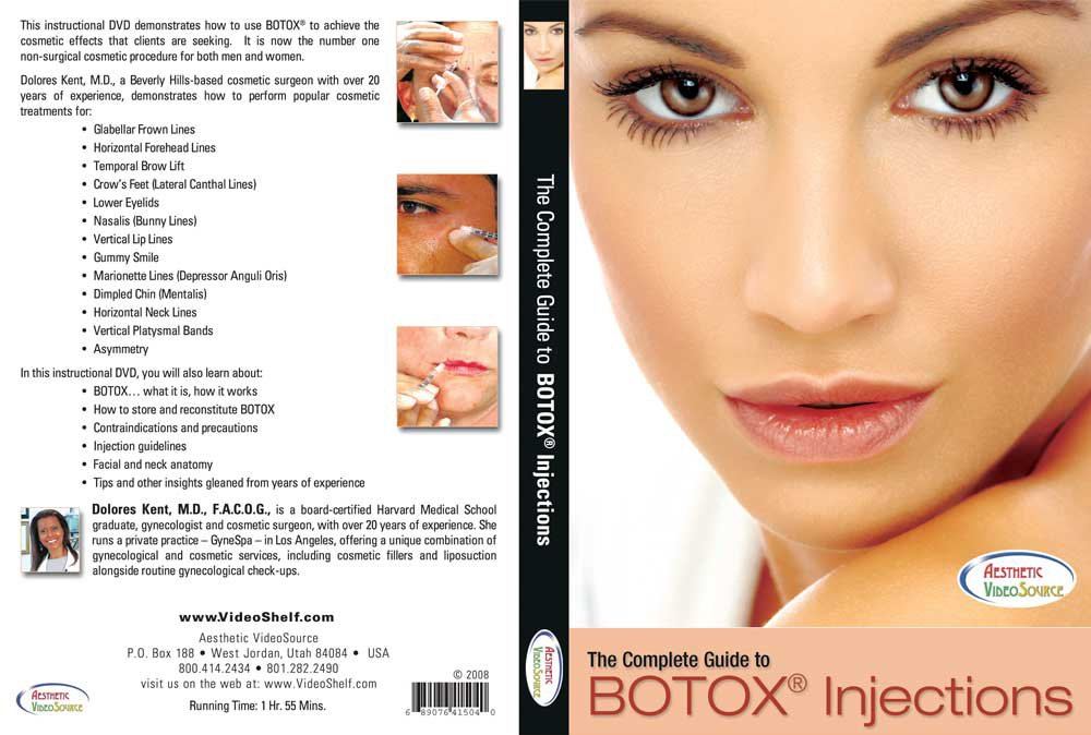 Amazon the complete guide to botox injections dolores kent amazon the complete guide to botox injections dolores kent md humberto estrada movies tv solutioingenieria Image collections