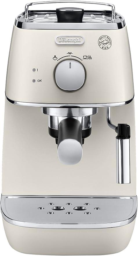 DeLonghi ECI 341.W - Cafetera automática, 1 l, 1100 W, 15 bar ...