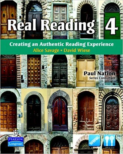 Real Mp3 - Real Reading 4: Creating an Authentic Reading Experience (mp3 files included) Jane Eyre and Oliver Twist
