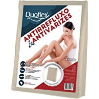 Travesseiro Antivarizes & Antirrefluxo, 50x80cm, Bege, Duoflex
