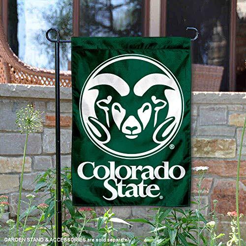 CSU Rams Garden Flag and Yard Banner