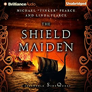 The Shield-Maiden Hörbuch