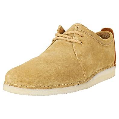 Clarks Originals Ashton Wildleder Schuhe (Eiche)   Braun EU 44
