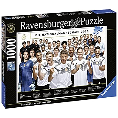 Ravensburger 19856 Coppa Del Mondo 2018 Classico Puzzle