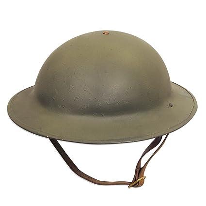Amazon com: Atlanta Cutlery WWI Doughboy Replica Helmet
