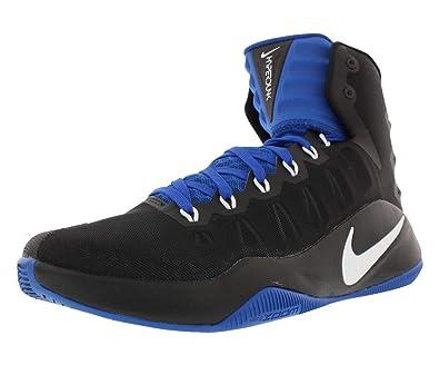 f9fa839b9d3 Nike Hyperdunk 2016 SE 844352 014 Black White-Game Royal Blue (9)