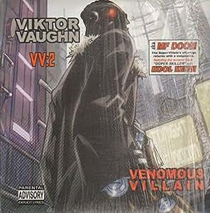 Venomous Villain Vinyl Viktor Aka Mf Doom Vaughn