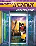 PRENTICE HALL LITERATURE 2010 ALL-IN-ONE WORKBOOK GRADE 10
