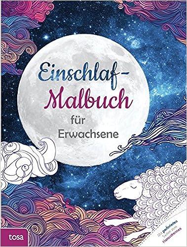 Livre Einschlaf-Malbuch für Erwachsene
