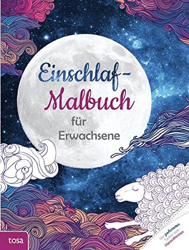 Einschlaf-Malbuch für Erwachsene: Amazon.de: Bücher
