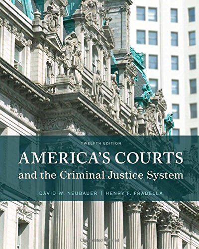 America's Courts+Crim.Justice System