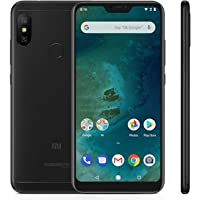 Xiaomi Mi A2 Lite Dual SIM - 32GB, 3GB RAM, 4G LTE, Black - International Version